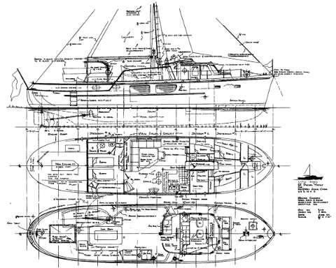 Lightweight motoryachts arielle marin marco polo for William garden boat designs